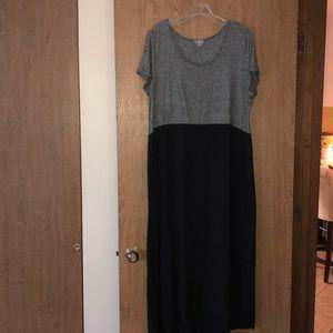 4/$30 SALE! EUC large J.Jill wearever dress